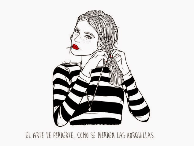 Sara Herranz: \
