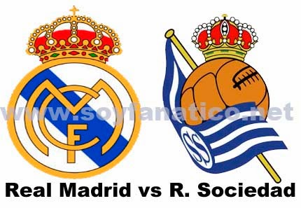 Real Sociedad vs Real Madrid 2014