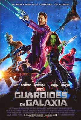 Filme Guardiões da Galáxia