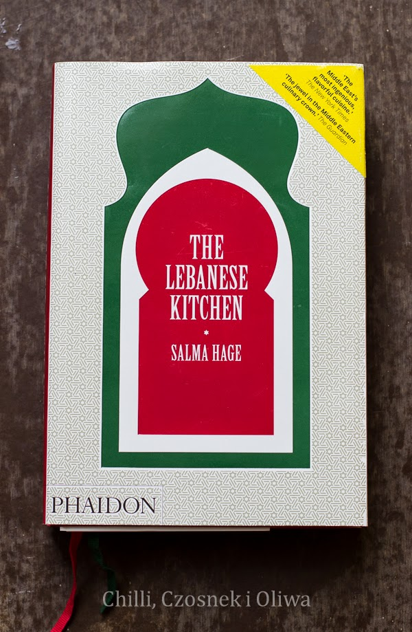 Recenzja Ksiazki The Lebanese Kitchen Salma Hage Chilli Czosnek