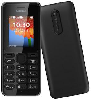 Firmware Nokia 108 Dual SIM RM-944 v.22.00.11