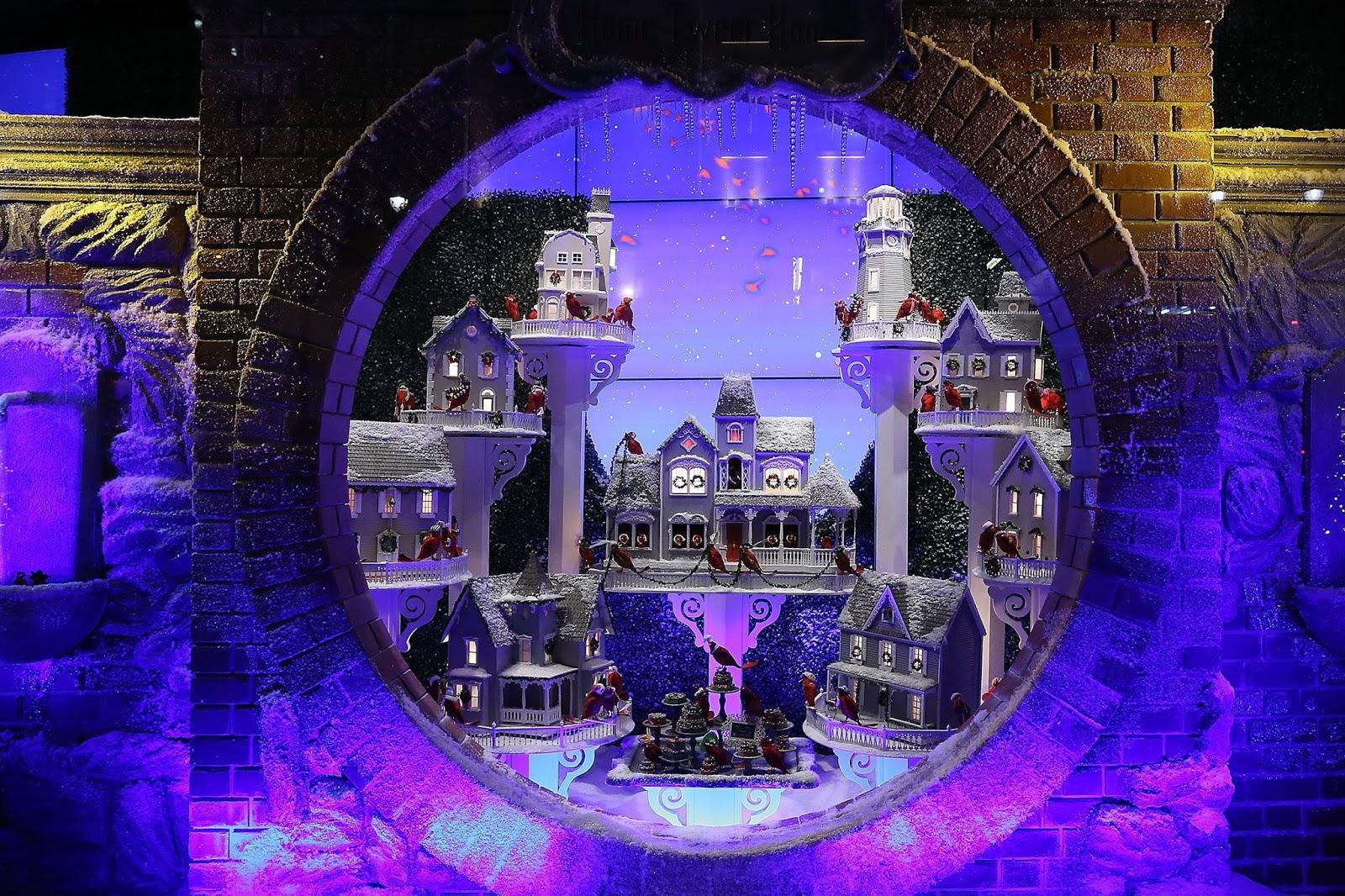 #340FBC L' Esprit De Noël à New York #1: Les Vitrines Et Les  5469 decorations de noel new york 1600x1066 px @ aertt.com