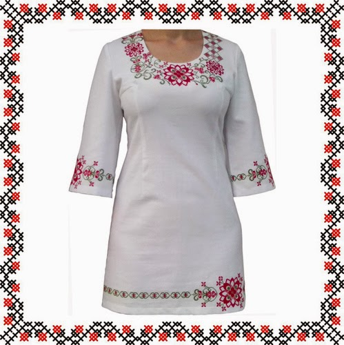ВИШИВАНКИ. КОЛОМИЯ. КУПИТИ  Плаття. Купити вишиті плаття в Коломиї 55ea51394935b