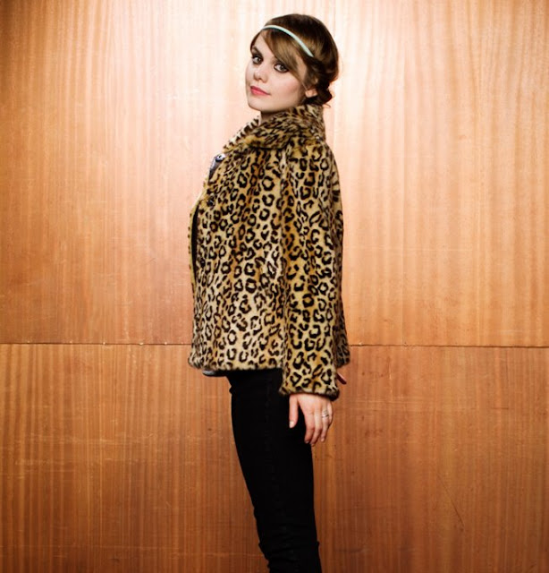 veste leopard