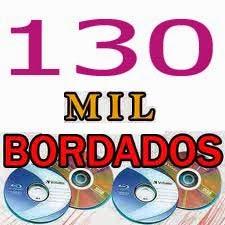 130 Mil Bordados  DVD 1