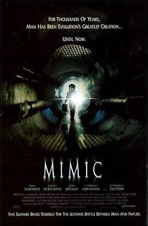 Ver online: Mimic: Terror en el metro (Mimic) 1997