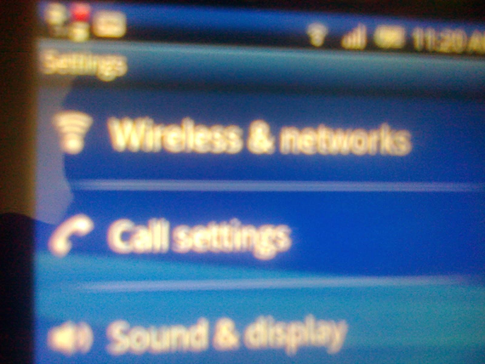3G Network Settings PK