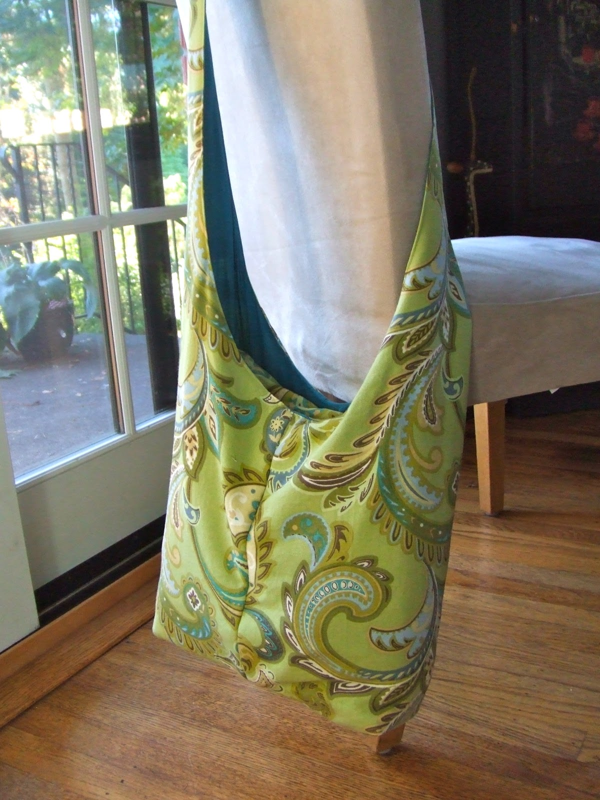 Over The Shoulder Fabric Bags 94
