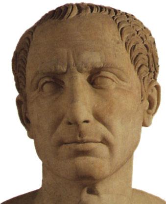 Julio Cesar (100 aC - 44 aC)