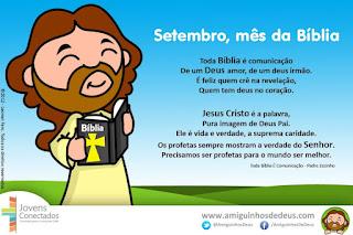 Convite à leitura da Bíblia