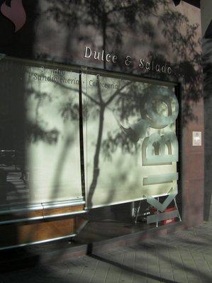 cafetería KIBO
