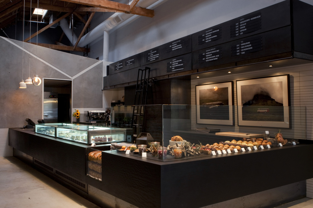Craftsman & Wolves is a speciality bakery located in San Francisco. What I  love about this concept is simply how much they managed to elevate the  experience ...