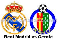 Real Madrid vs Getafe 2012 en directo