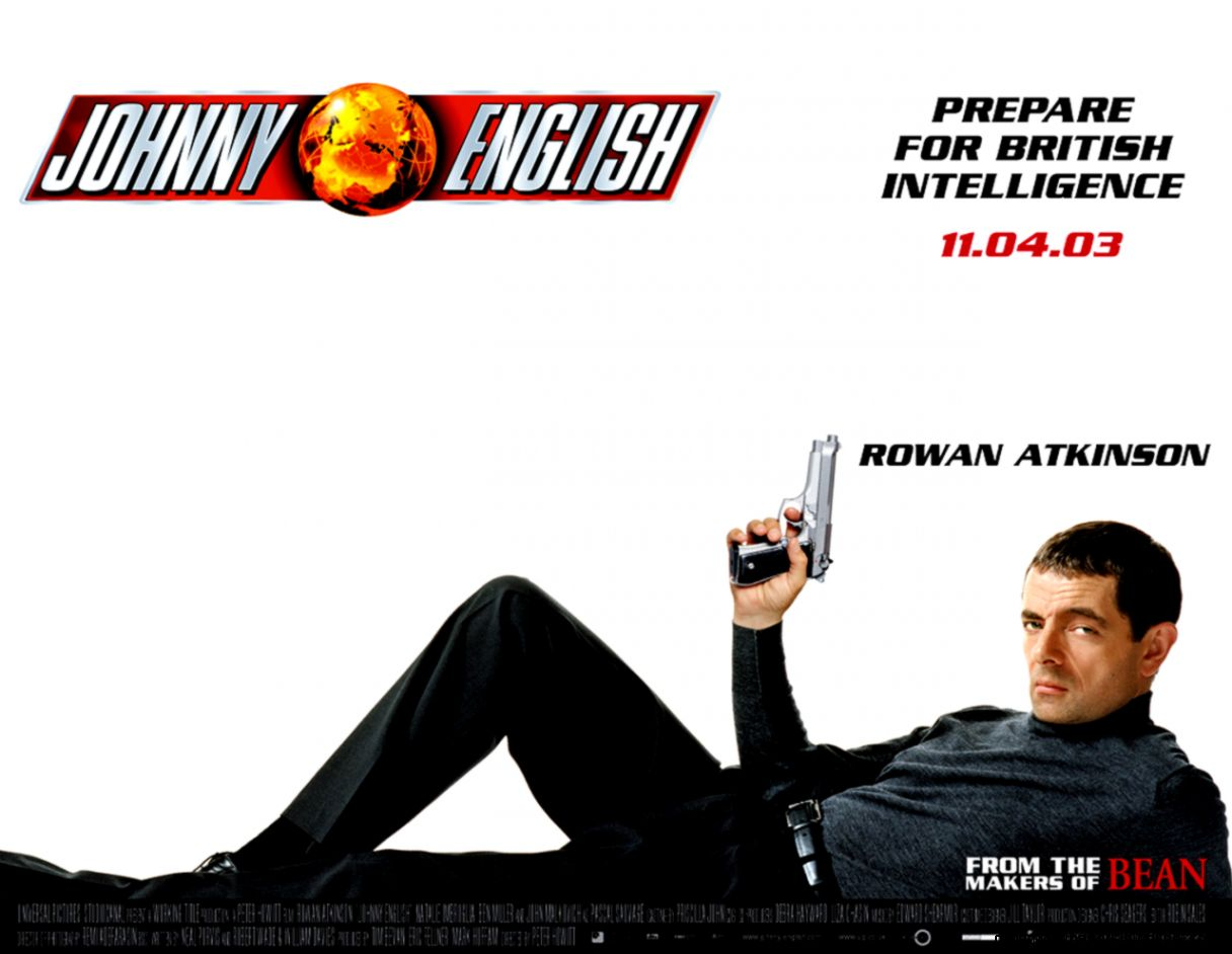 27 Best HD Johnny English Wallpapers