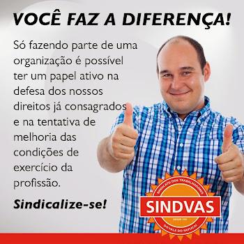 A UNIÃO FAZ A FORÇA!