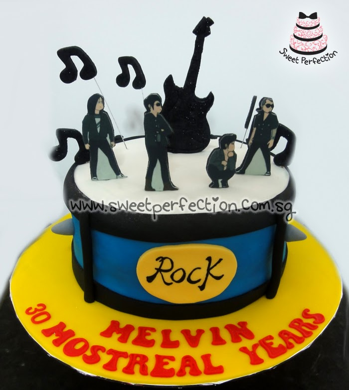 Sweet Perfection Cakes Gallery Code Rb01 Bodyslam Rock Band