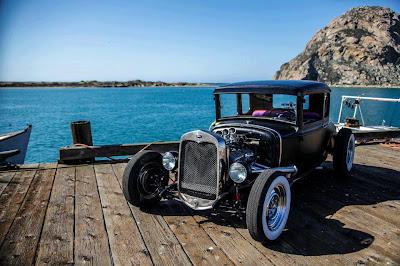 auto ford clasico de coleccion