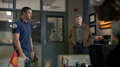 Chicago Fire - Episode 2.03 - Defcon 1 - Review