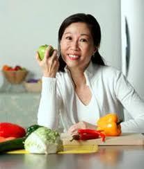 Chế độ ăn uống, kiêng kị cho Phụ nữ mãn kinh