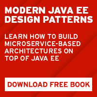 Modern Java EE Design Pattern