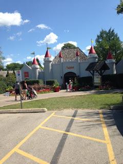Storybook Gardens, Castle