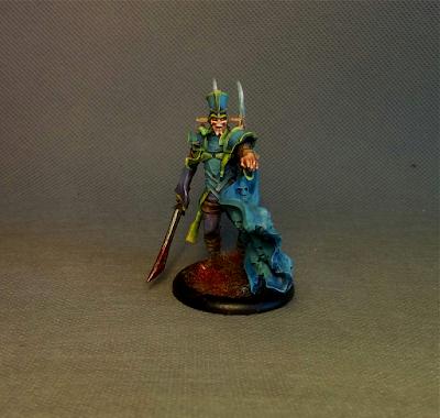 Warzone Resurrection - Dark Legion - Valpurgius - front