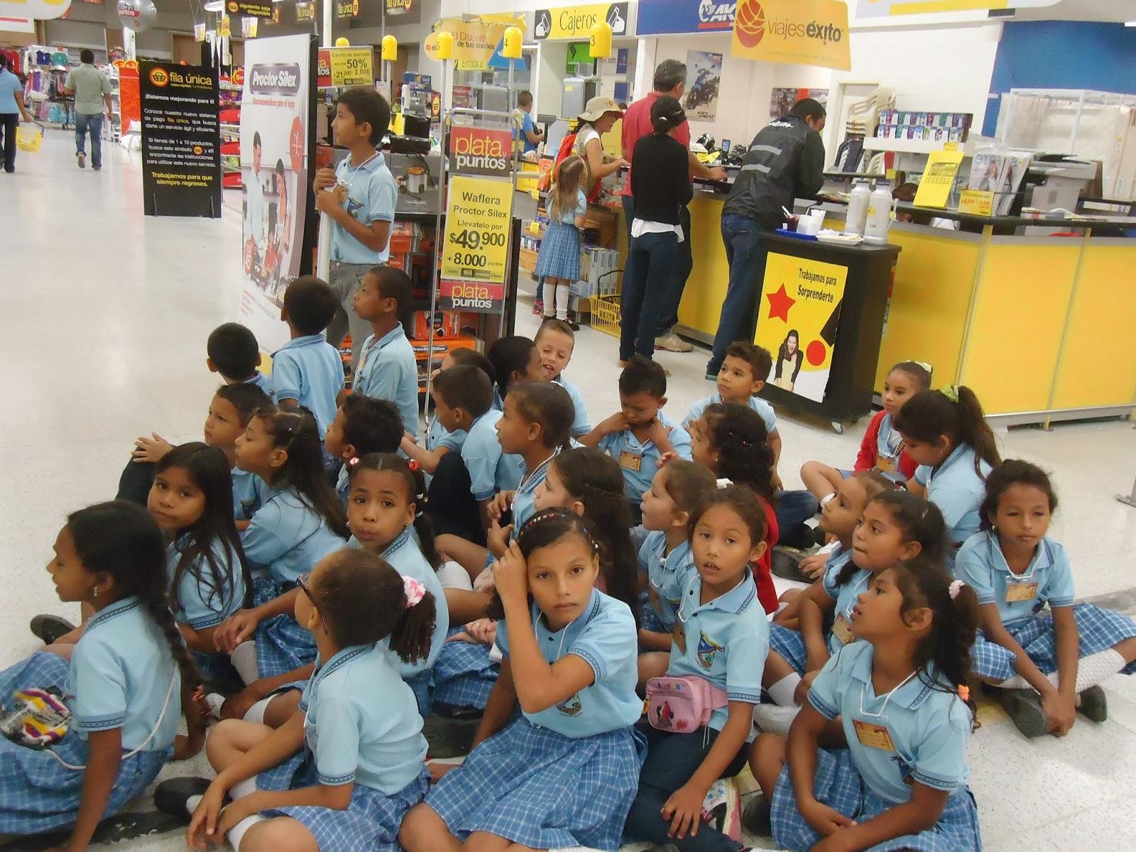 Centro educativo bremen una experiencia maravillosa - Almacen exito barranquilla ...