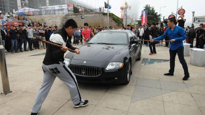 Maserati quattroporte maintenance costs