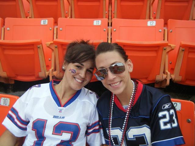 Buffalo Bills Football Game