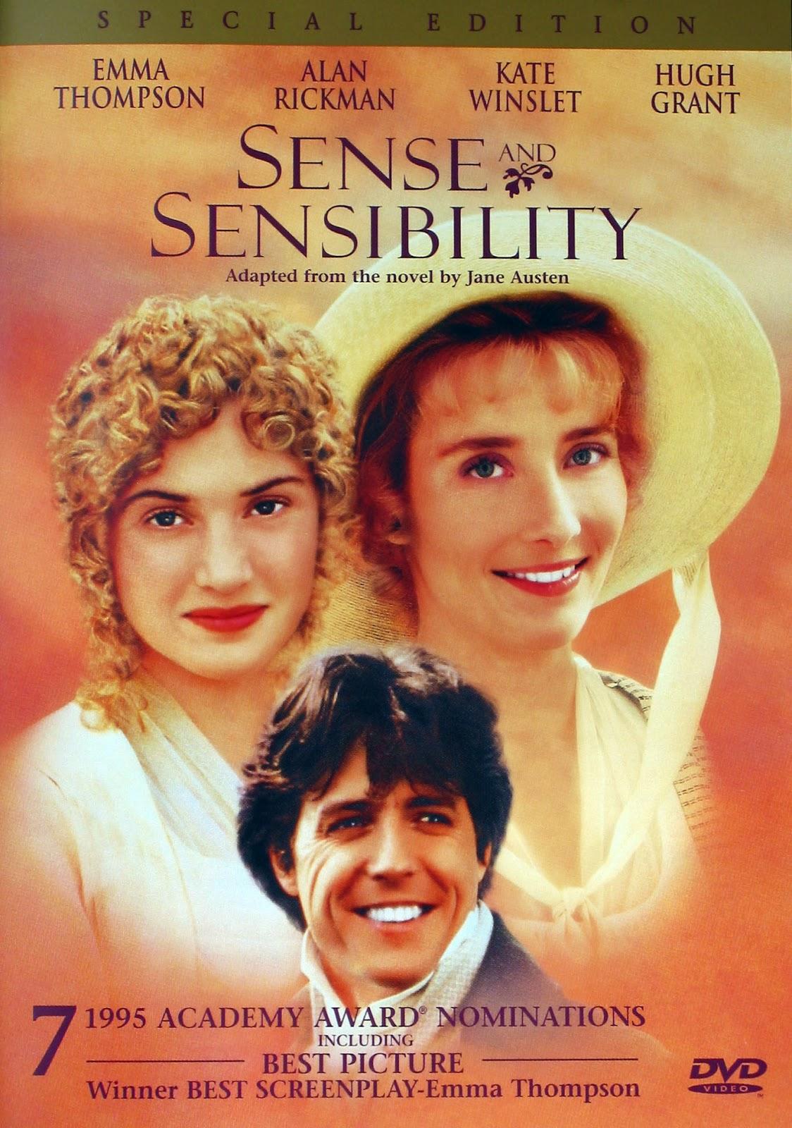 Sense and Sensibility (1995) ταινιες online seires xrysoi greek subs