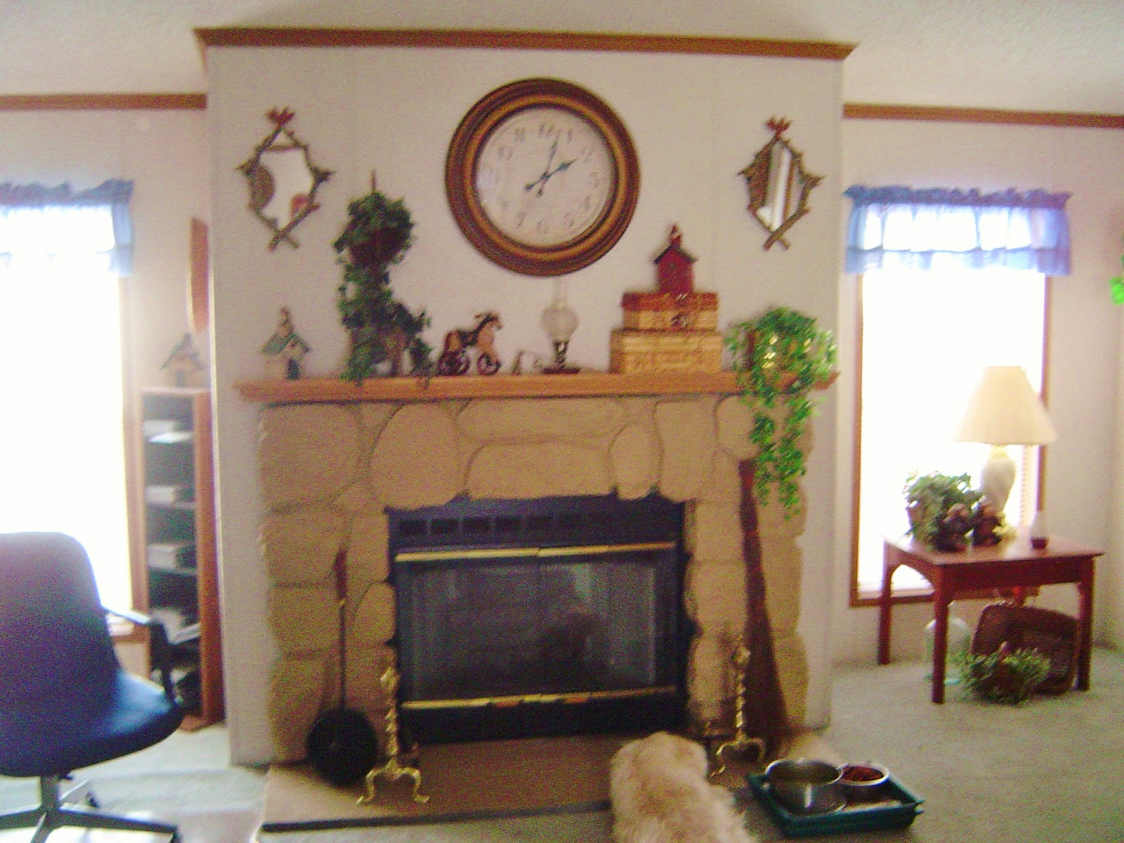 mobile home design fireplace mantel re design 2015 mobile home