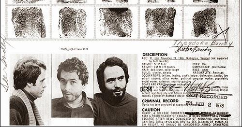 paul davis  crime  fbi    serial killer ted bundys campaign  terror