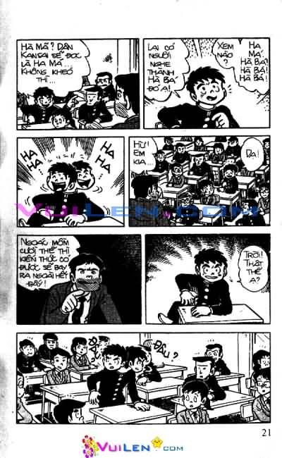Jindodinho - Đường Dẫn Đến Khung Thành III  Tập 1 page 21 Congtruyen24h