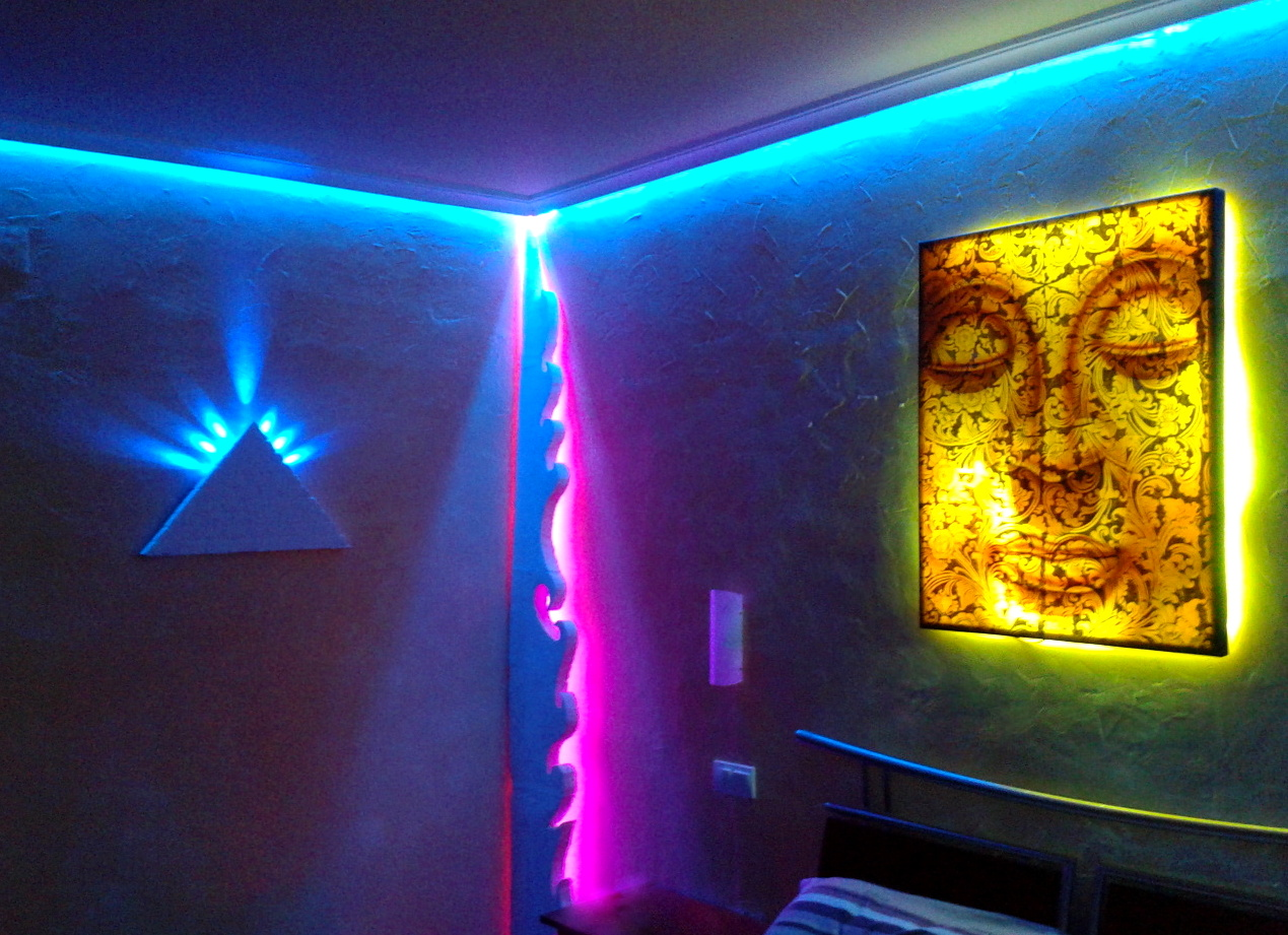 mundoleds and decorhouse tiras leds en habitacion strip
