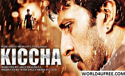Kiccha 2015 Hindi Dubbed WEBRip 480p 450mb