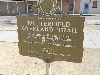 butterfield stage line in new mexico