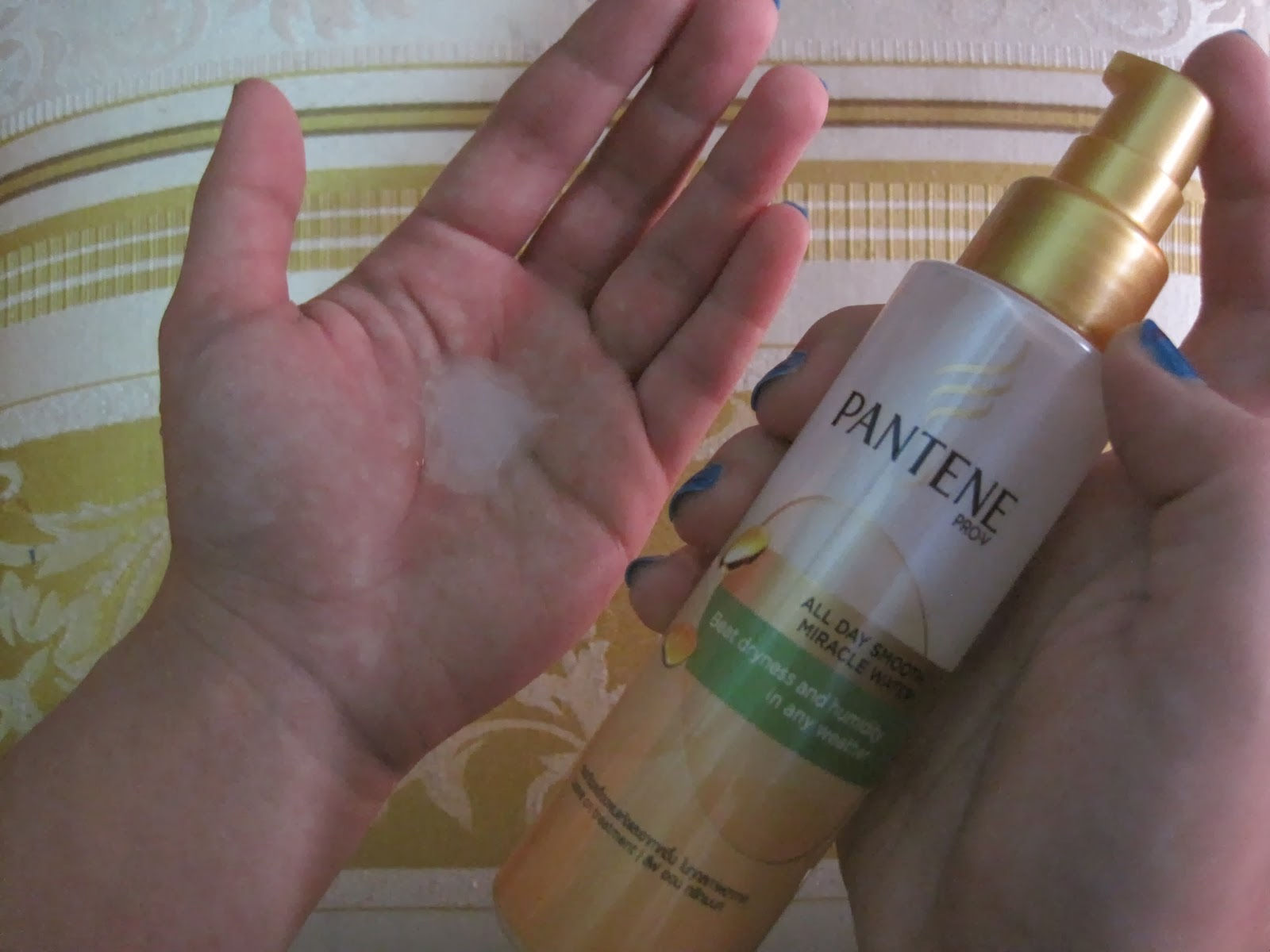 pantene miracle water