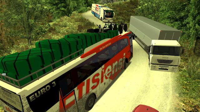 Update Kumpulan Mod UK-Truck Simulator Indonesia