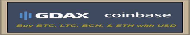 Coinbase - GDAX