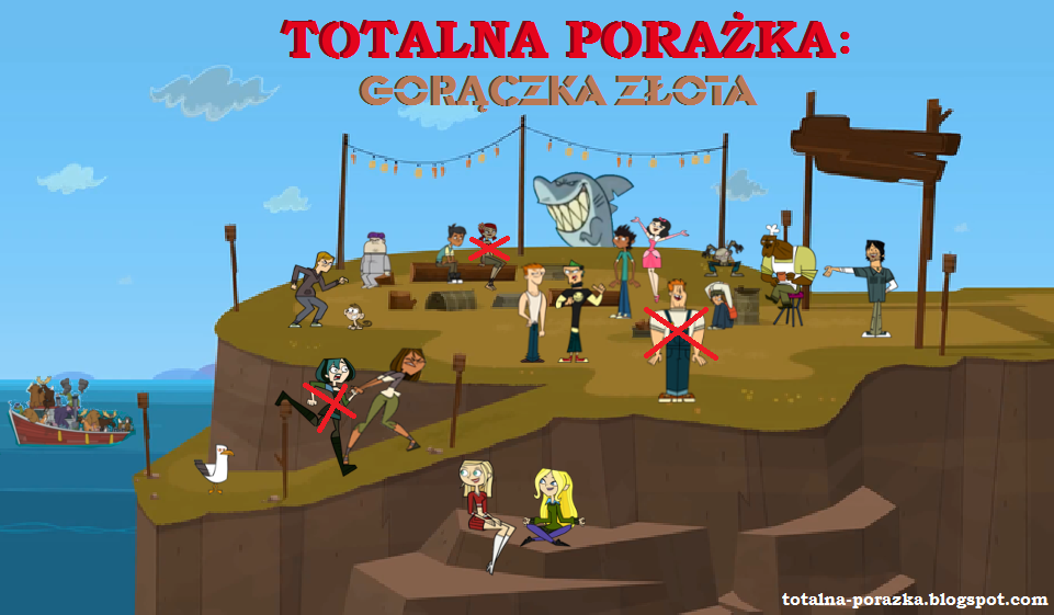 Total Drama Gold Rush