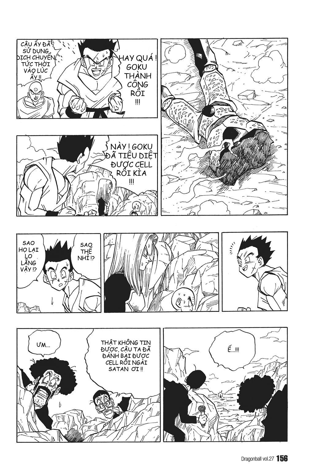 xem truyen moi - Dragon Ball Bản Vip - Bản Đẹp Nguyên Gốc Chap 401