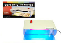 Buy Fake Note Currency Detector & Extra 20% Cashback Via shopclues at Rs 239:buytoearn