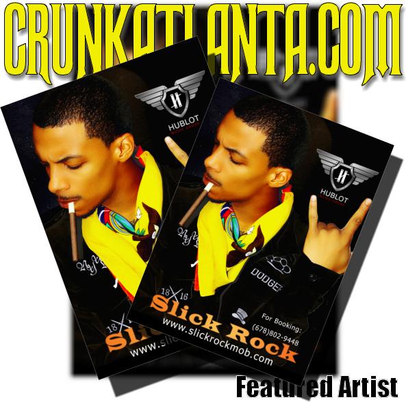 """Atlanta Rapper SLICK ROCK """"Hard 2 Choose"""" - WorldStar Promo"""