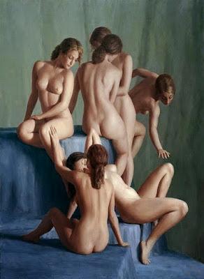Cuadros Desnudos Mujeres Perfectas