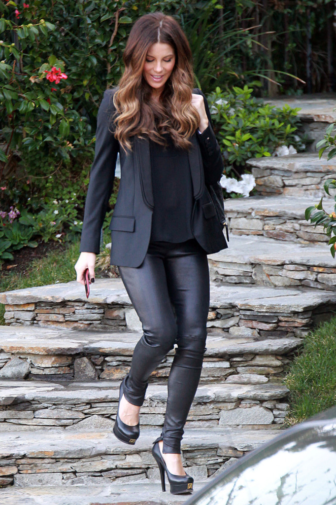 quot street style inspiration kate beckinsales cutest