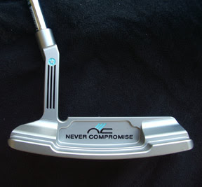 Never Compromise Connoisseur Putter