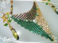Butterfly Clasp Transformed - Necklace & Earrings Set
