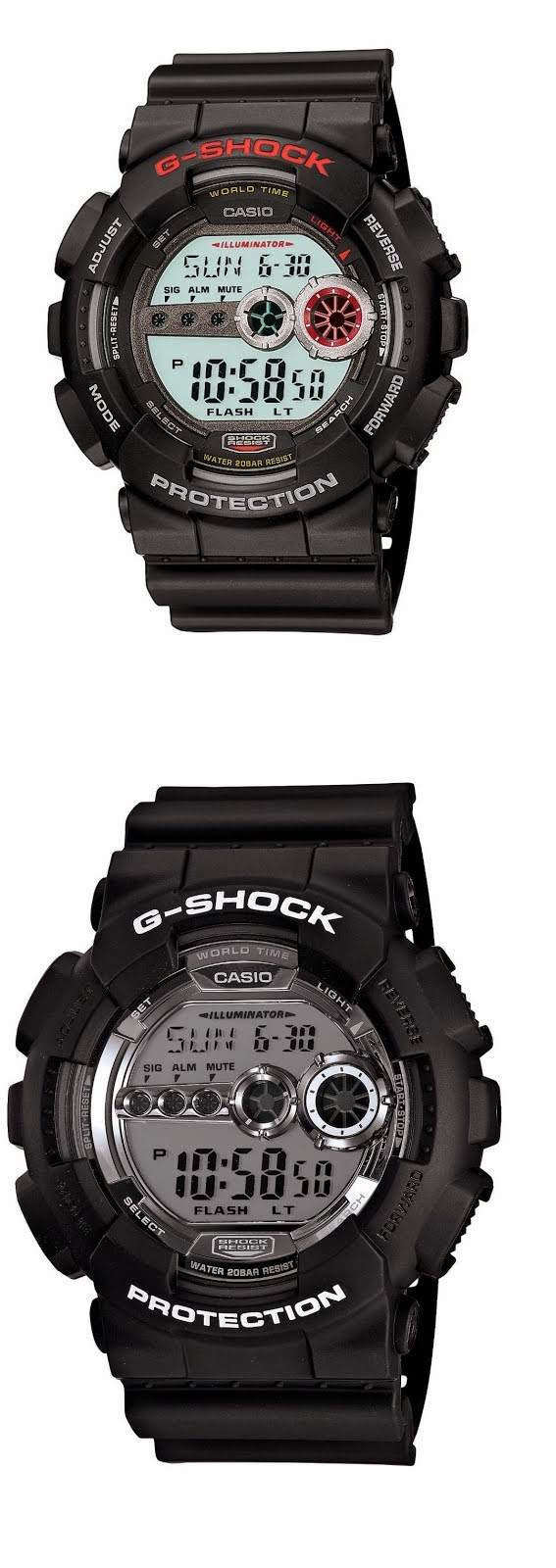 relojes CASIO G-shock $250.000