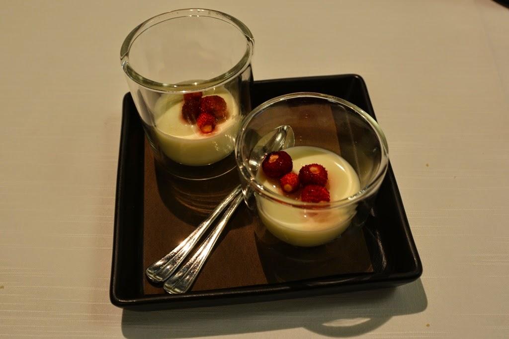Restaurant Quartopiano Rimini dessert