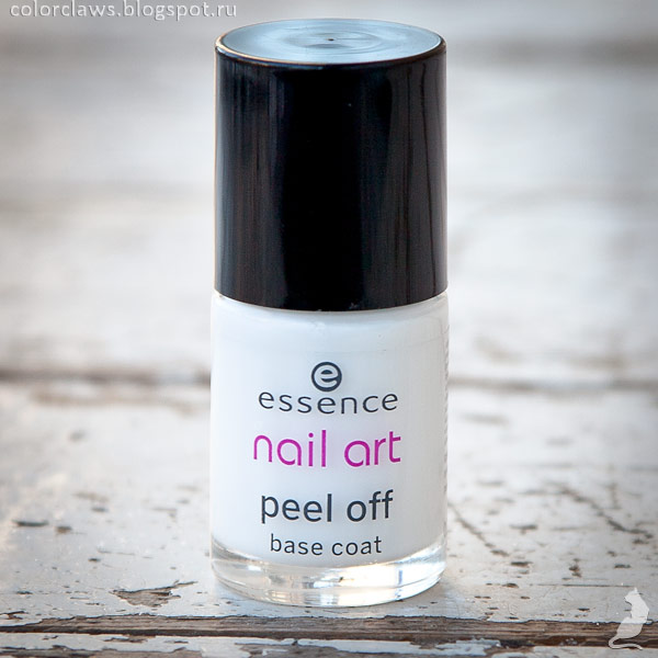 Essence Peel-off Base